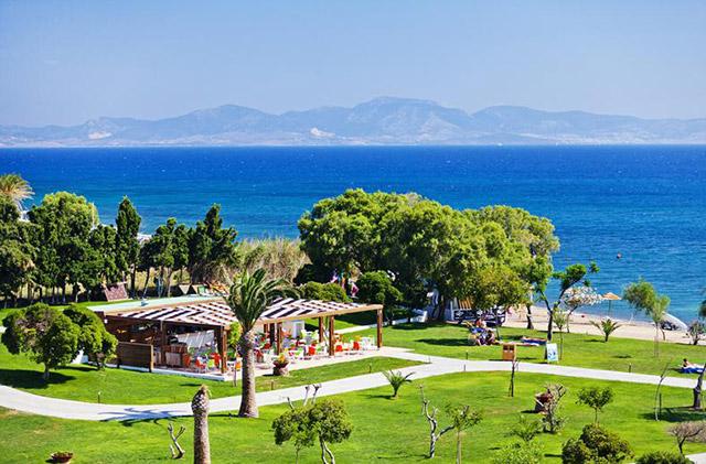 Psalidi Beach, Kos