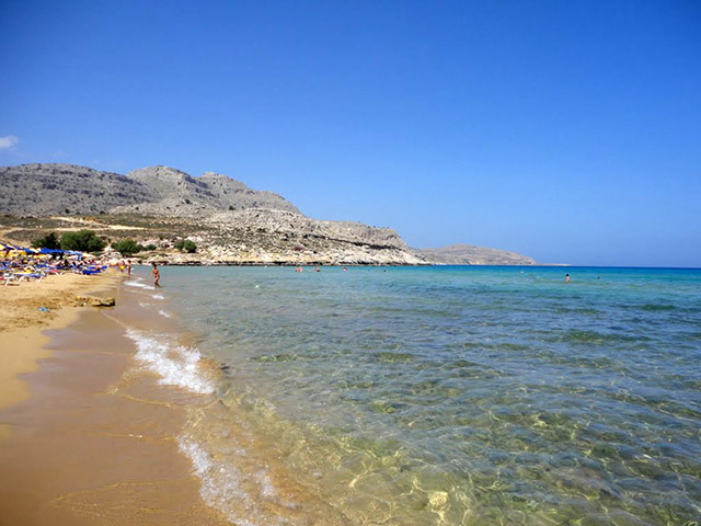 Agia Agathi, Rhodos