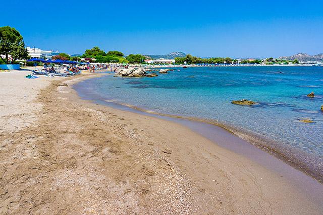 Paradijselijk rhodos een rondje langs álle mooiste stranden