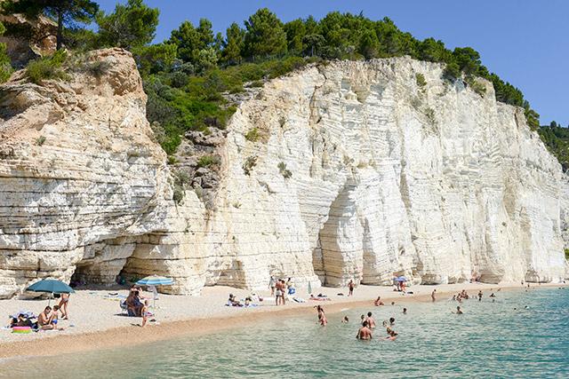 Vignanotica, Puglia