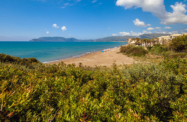 Kalamaki strand, Zakynthos