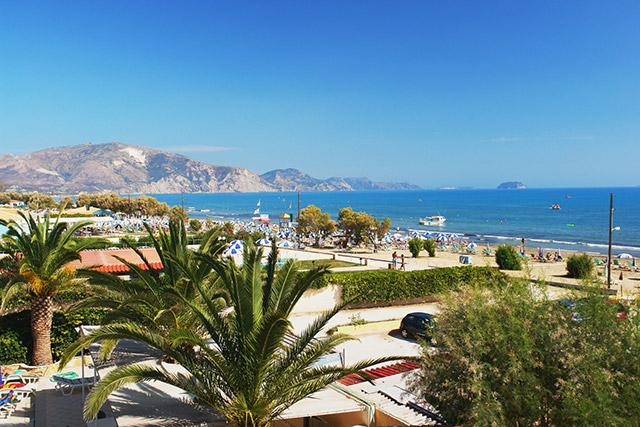 Laganas strand, Zakynthos