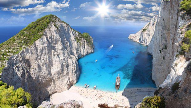 Navagio strand, Zakynthos
