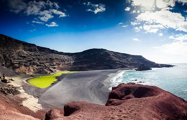 El Golfo & Lago Verde, Lanzarote