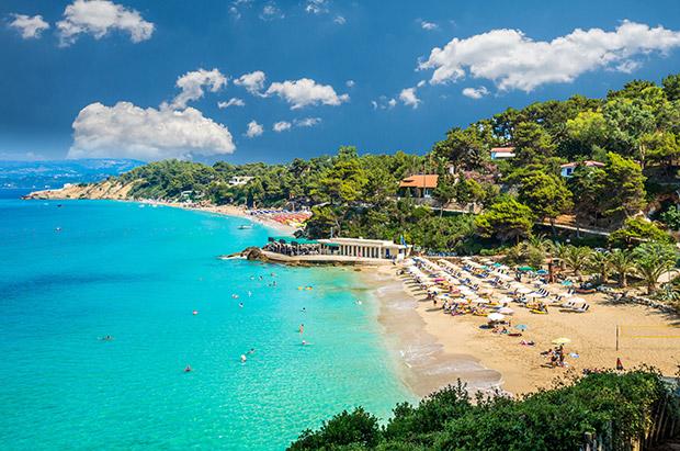 Makris Gialos & Platis Gialos Beach, Kefalonia