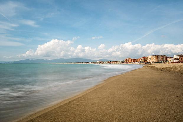 Castiglione della Pescaia, Toscane