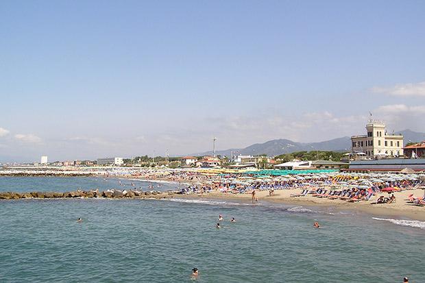Marina di Massa, Toscane