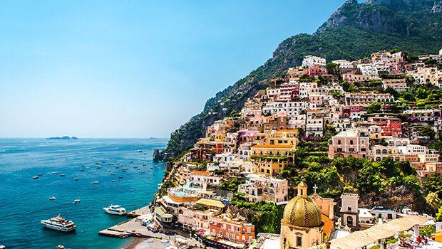 Amalfikust, Italië