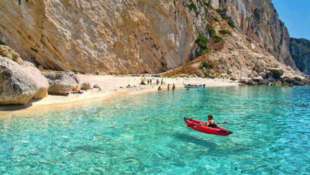 Othoni Corfu Griekenland