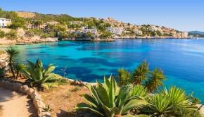 mooie eilanden van spanje