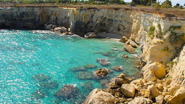 Baia dei Turchi, Puglia
