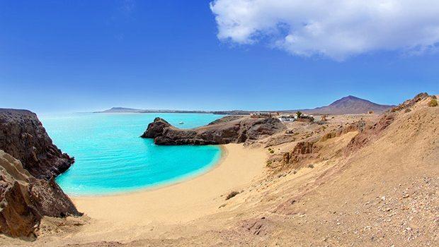 Playas de Papagayo, Lanzarote